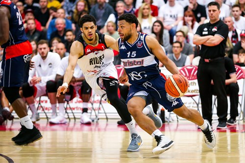 Gallery: Bristol Flyers 75-90 Leicester Riders