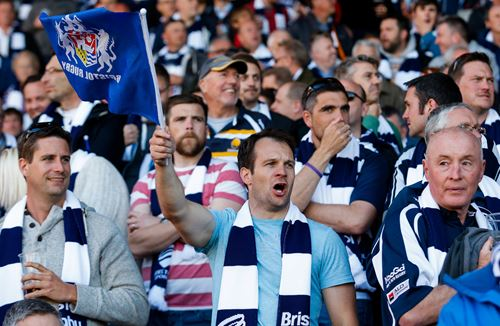 Supporters Information: Play-Off Final Second Leg