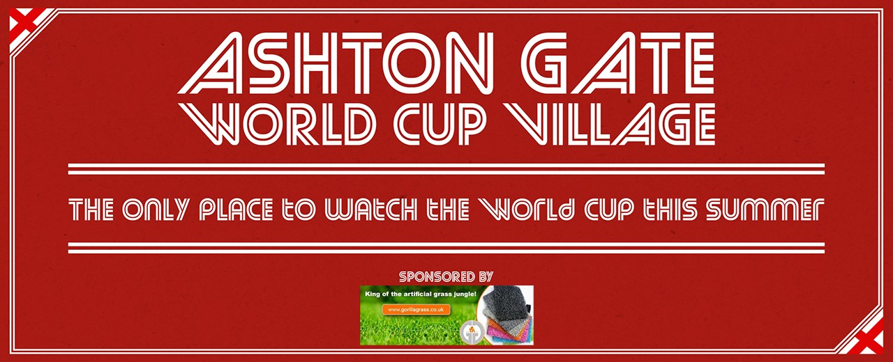 World Cup Village at Ashton Gate