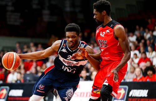 Highlights: Leicester Riders 76-68 Bristol Flyers