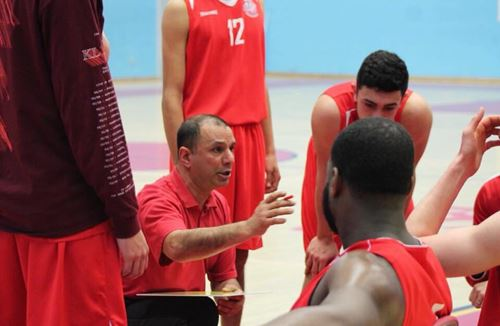 Coach Khan named Division Four South West Coach of the Year