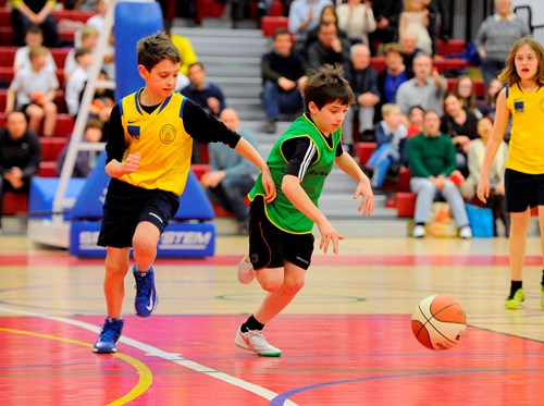 Book NOW for Bristol Flyers' May half-term camps