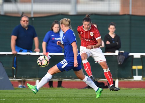 Report: Bristol City Women 0 - Chelsea Ladies 2