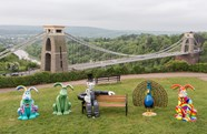 Wallace & Gromit's Grand Appeal trail returns to Ashton Gate