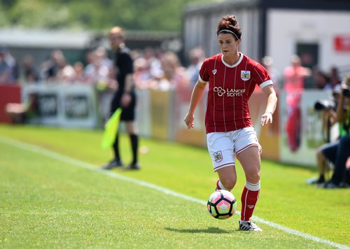 Report: Bristol City Women 1 - Arsenal Women 6