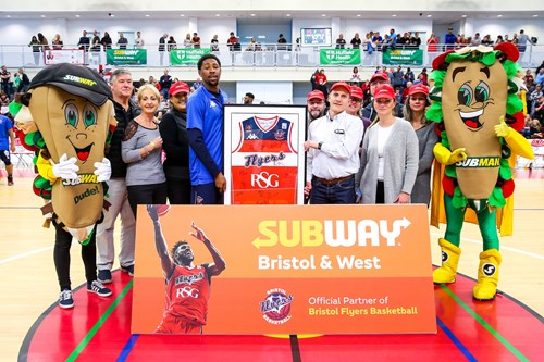 Highlights: Bristol Flyers sponsors tournament 2018