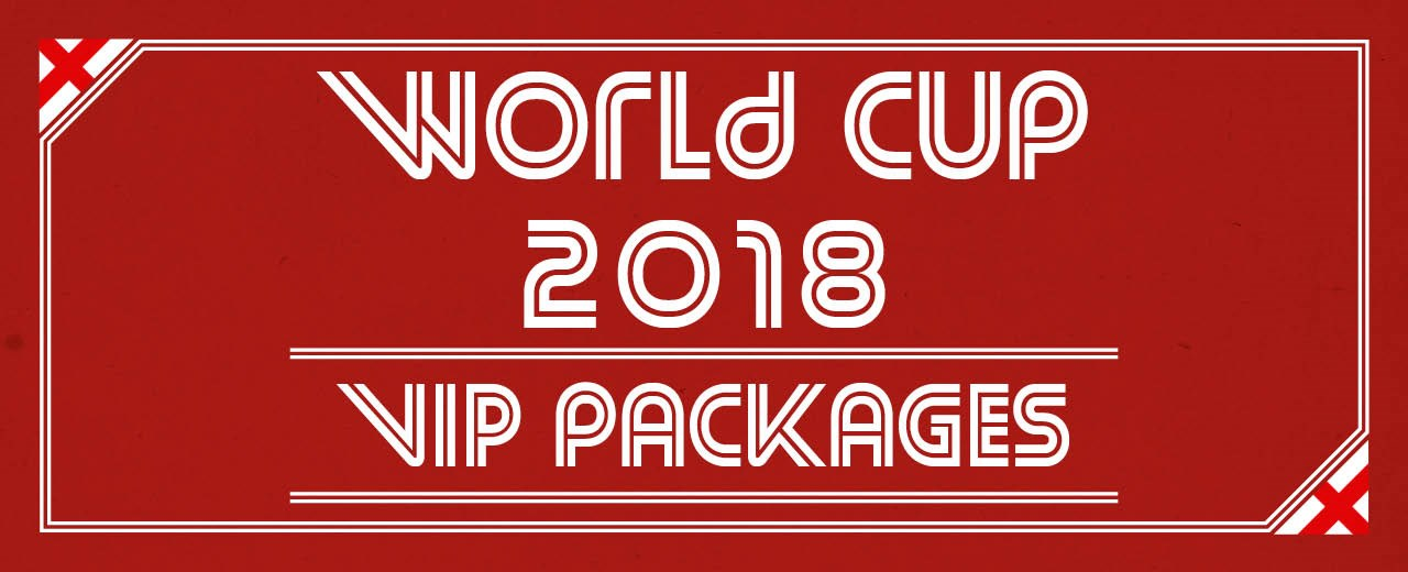 World Cup 2018 VIP Packages