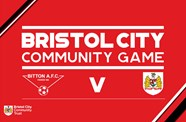 Bitton to host Community Match