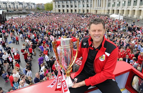 Cotterill Named Manager Of The Year