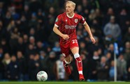 Magnusson departs Ashton Gate
