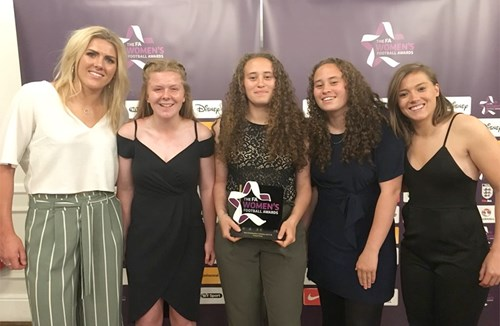 Youth Council win national accolade