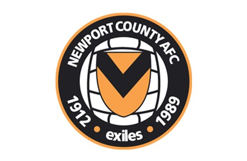Newport County friendly rearranged