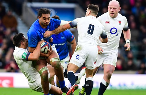 Samoa name Bristol Bears quartet for Germany play-off clash