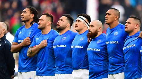 Vui leads Samoa as five Bristol Bears players face Fiji in Pacific Nations Cup