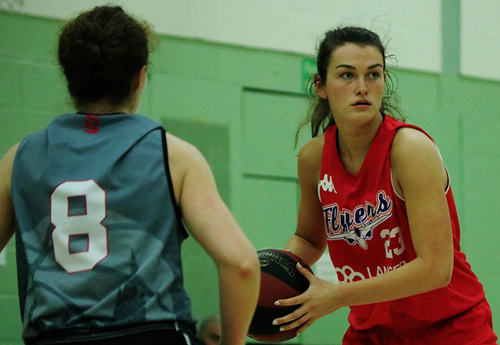 Bristol Flyers Women 2017/18 season review
