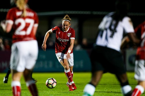 Aimee Palmer named in initial England Under-20 squad for FIFA World Cup