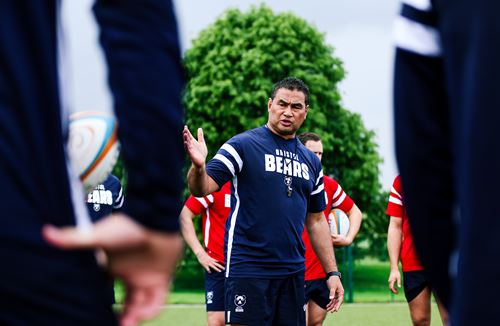 Lam relishing 'exciting' Challenge Cup draw
