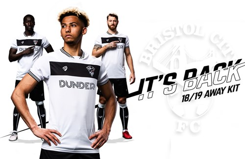 New away kit for 2018/19 revealed