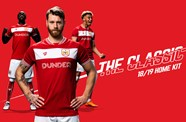 Home kit unveiled for 2018/19 campaign