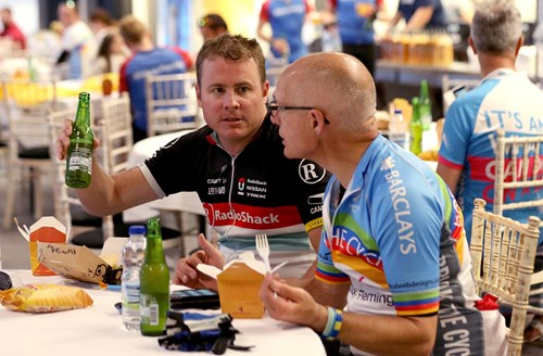 Heineken and Nando's to provide post-race refreshments at Break The Cycle
