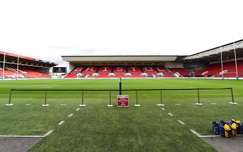 Ashton Gate ground staff recognised for outstanding work