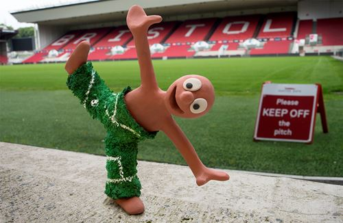 Gromit Unleashed 2 coming to Ashton Gate