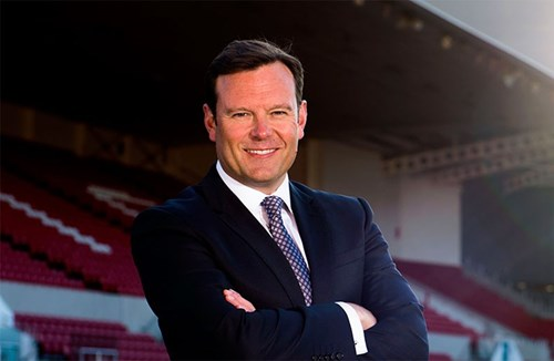 Mark Ashton to join EFL Board