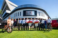 Break The Cycle 2018 kit launched at Ashton Gate