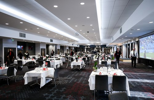 Watch England in style at Ashton Gate