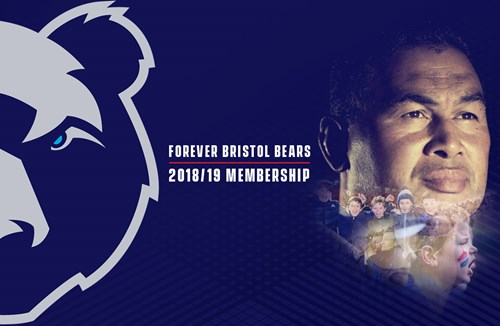 Become a Forever Bristol Bears Member on matchday