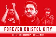 Forever Bristol City membership launched for 2018/19