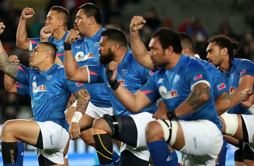 Lam and Leiua score in convincing Samoa play-off win
