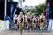 Cyclists raise charity funds at Break The Cycle 2018