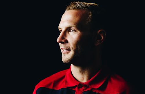 Well Red meets: Andreas Weimann