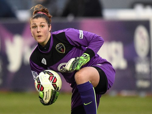 Bristol Academy Goalkeeper On Standby For World Cup