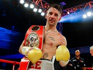 Haskins Handed World Title