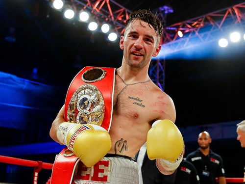Haskins Crowned World Champion