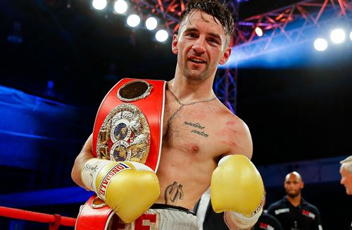 Haskins To Defend World Title Against Morales