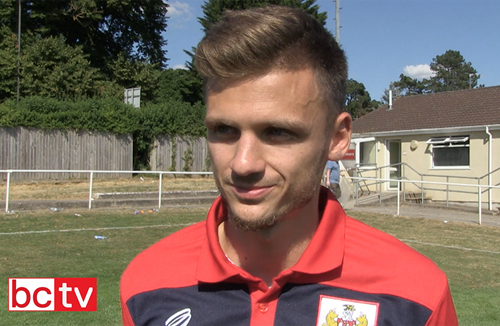Jamie Paterson post-Bitton (Community Match)