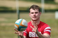 Bates retains England U18 starting berth for South Africa clash