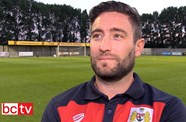 Video: Lee Johnson Post-Cheltenham Town friendly
