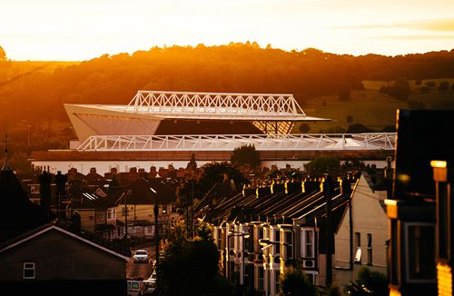 Important travel and parking information: Shrewsbury Town