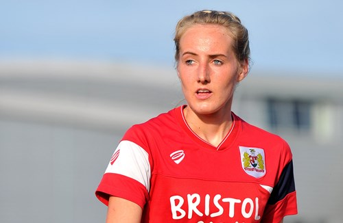 Millie Turner to leave Bristol City Women FC