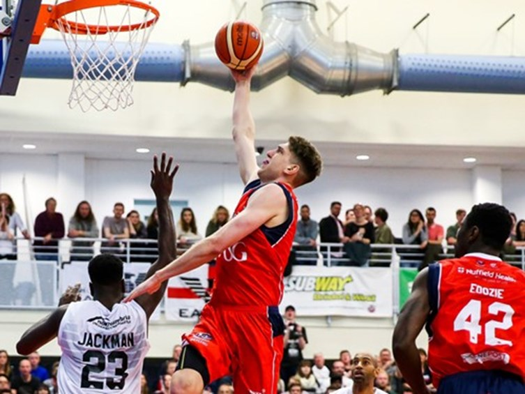 Bristol Flyers vs Leicester Riders