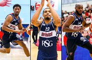 Trio to depart Bristol Flyers