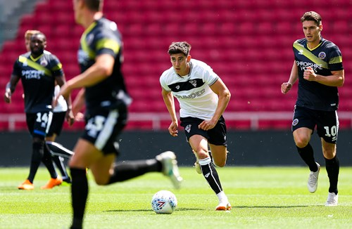 Gallery: Bristol City 1-1 Shrewsbury Town friendly