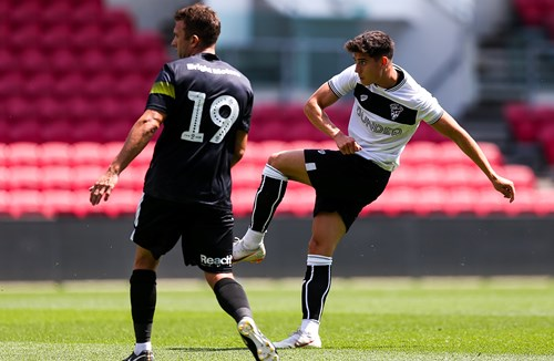 Report: Bristol City 1-1 Shrewsbury Town (Pre-season)