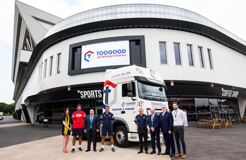 Club announces exciting partnership with Toogood International