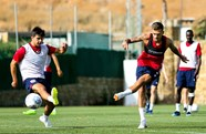 Marbella Tour: Day Four Training