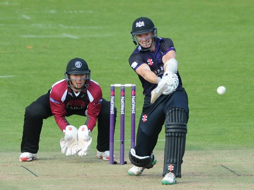 Report: Somerset Beat Gloucestershire By Five Wickets